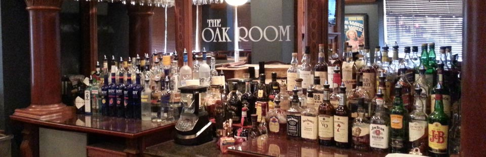 Oak Room Selection